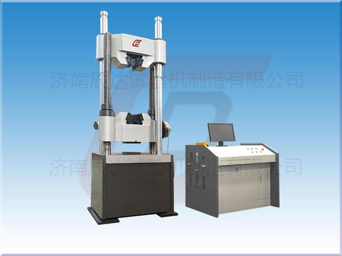 WAW-1000C型微机控制电液伺服液压式万能FUN88电竞
