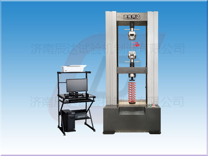 TLW-10/20/50/100微机控制弹簧拉压试验机
