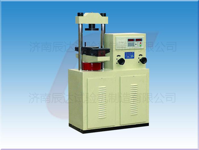 YES-300型电液式抗折抗压试验机