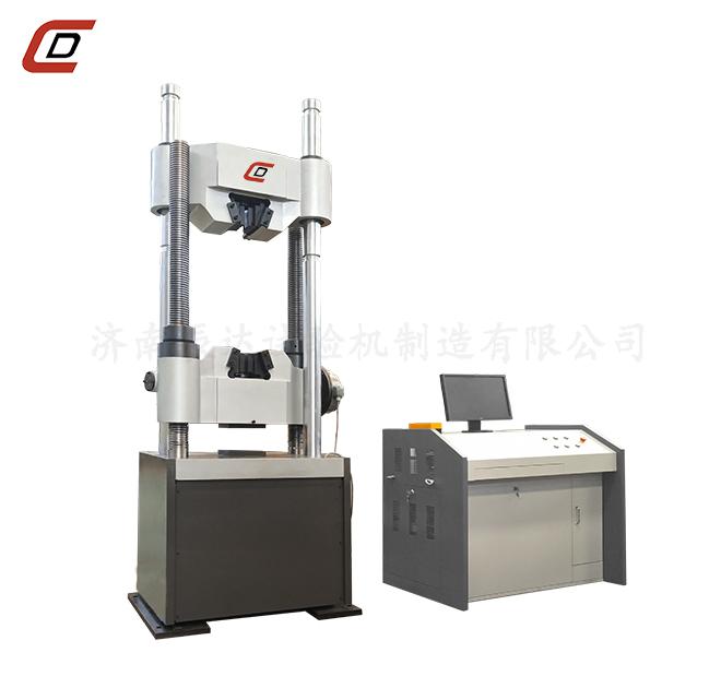 管材环刚度试验机的安装要求与步骤