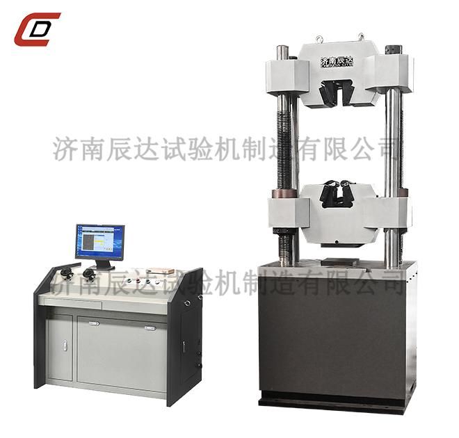 WEW-1000B液压万能材料试验机