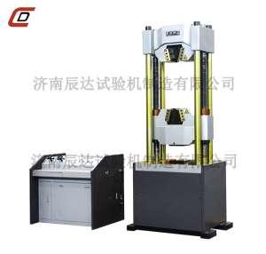 液压万能试验机的操作过程及保养原则