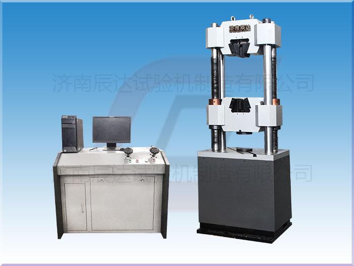 液压万能试验机是由哪些部件组成的呢?